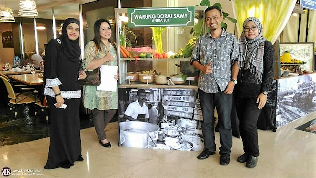 Saffron Brasserie, AnCasa Hotel & Spa Kuala Lumpur,