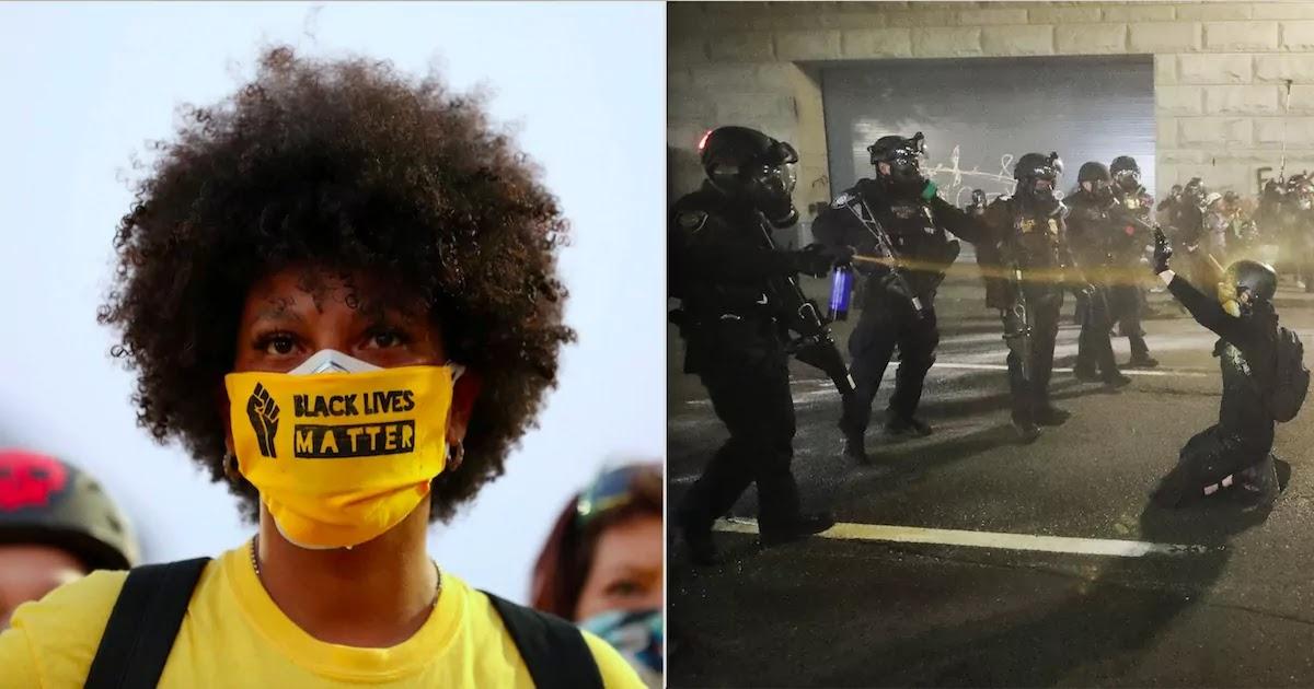 Report Reveals That Almost All BLM Protests Are Peaceful Despite Trump Narrative
