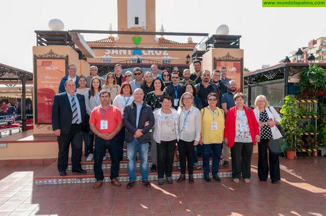 La Recova de Santa Cruz de La Palma participa en el primer encuentro de mercados tradicionales de Canarias