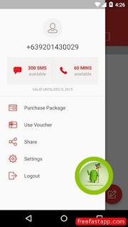 تحميل تطبيق Talk2 بصيغة apk لعمل رقم فلبيني لتفعيل الواتس اب
