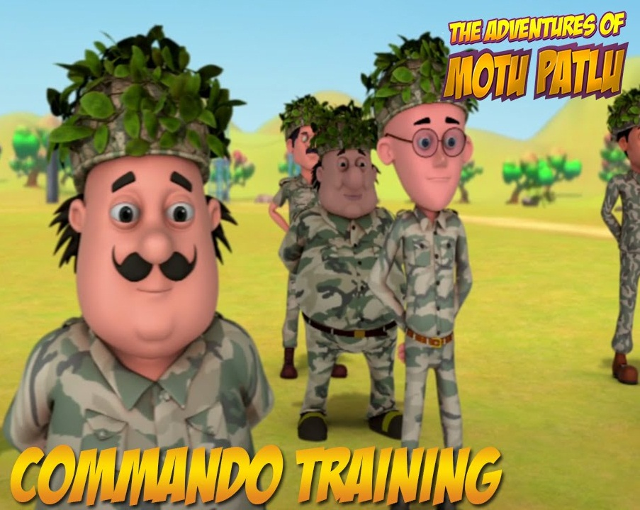 Motu Patlu – The Best Commandos 2016 Cartoon In Tamil Dubbed New Episodes Watch Online Youtube Free Download