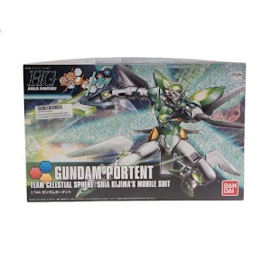 Bandai HG Gundam Portent Team Celestial Sphere : Shia Kijima's Mobile Suit 031 Model Kit [1:144]