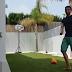 Vídeo de Alberto Contador demostrando su calidad como futbolista