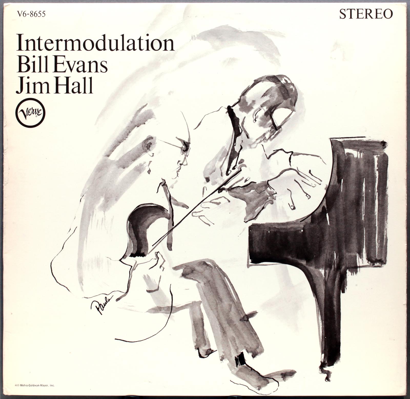 Jazz solo    o con leche: BILL EVANS & JIM HALL