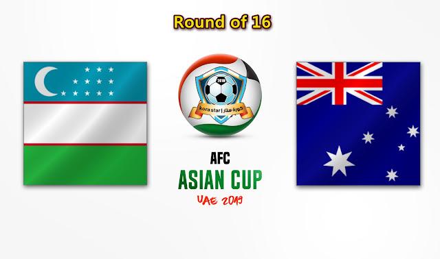 استراليا واوزبكستان بث مباشر