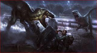 تحميل لعبة Jurassic Survival المدفوعة لاجهزة الاندرويد apk