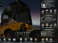 Mod Level XP dan Money Euro Truck Simulator 2