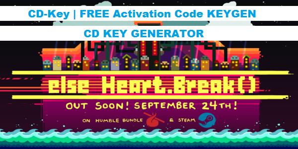 Else Heart.Break steam code