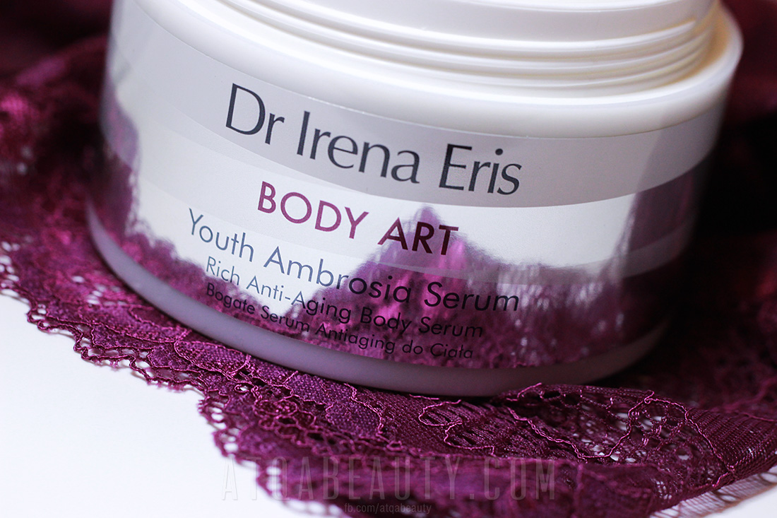 Dr Irena Eris, Body Art, Youth Ambrosia Serum
