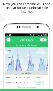 تحميل تطبيق Speedify لتسريع الانترنت على اندرويد والايفون