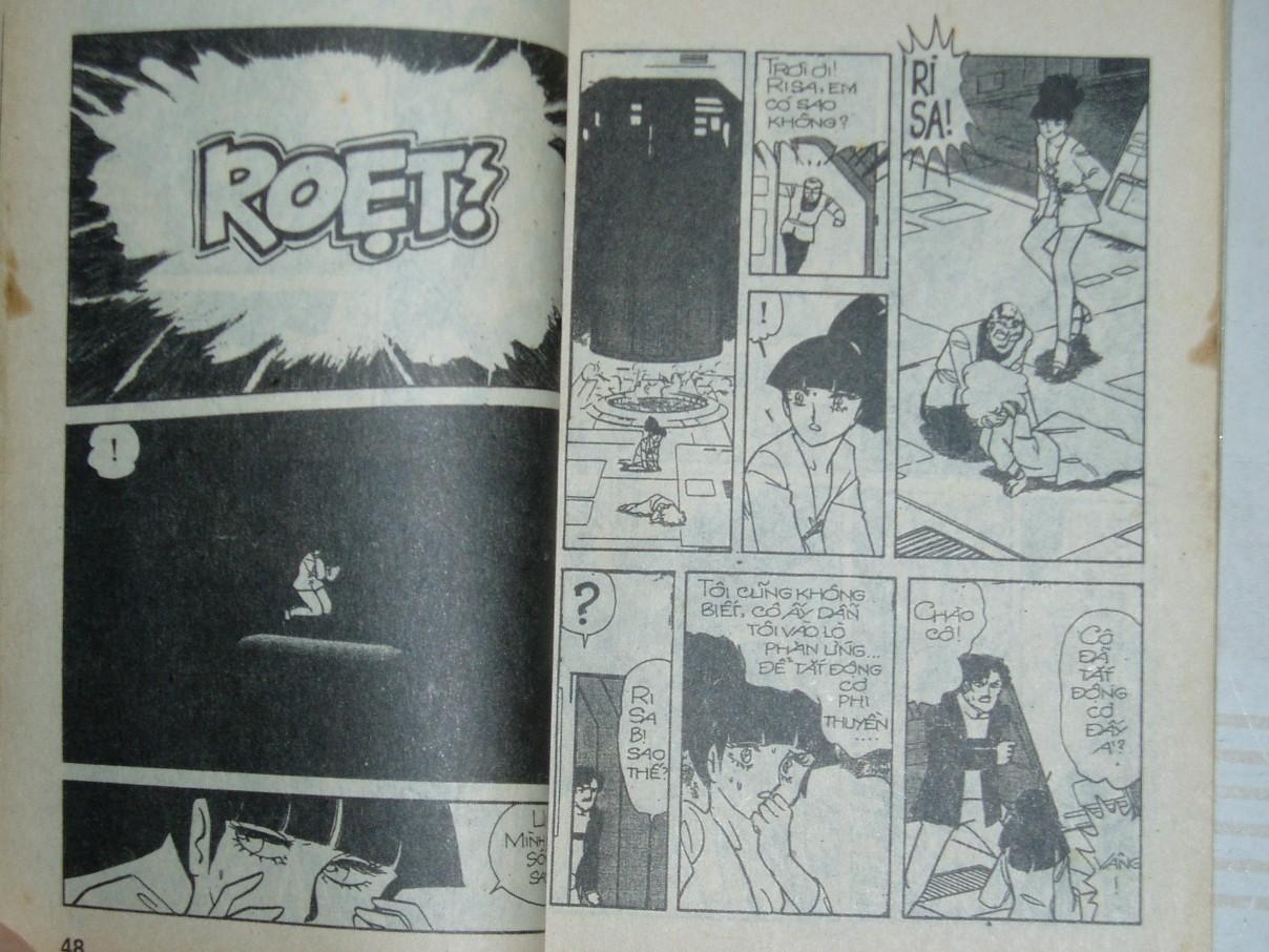 Siêu nhân Locke vol 10 trang 13