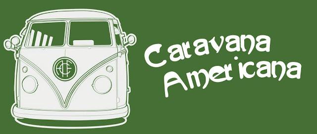 Caravana rumo a Caruaru!