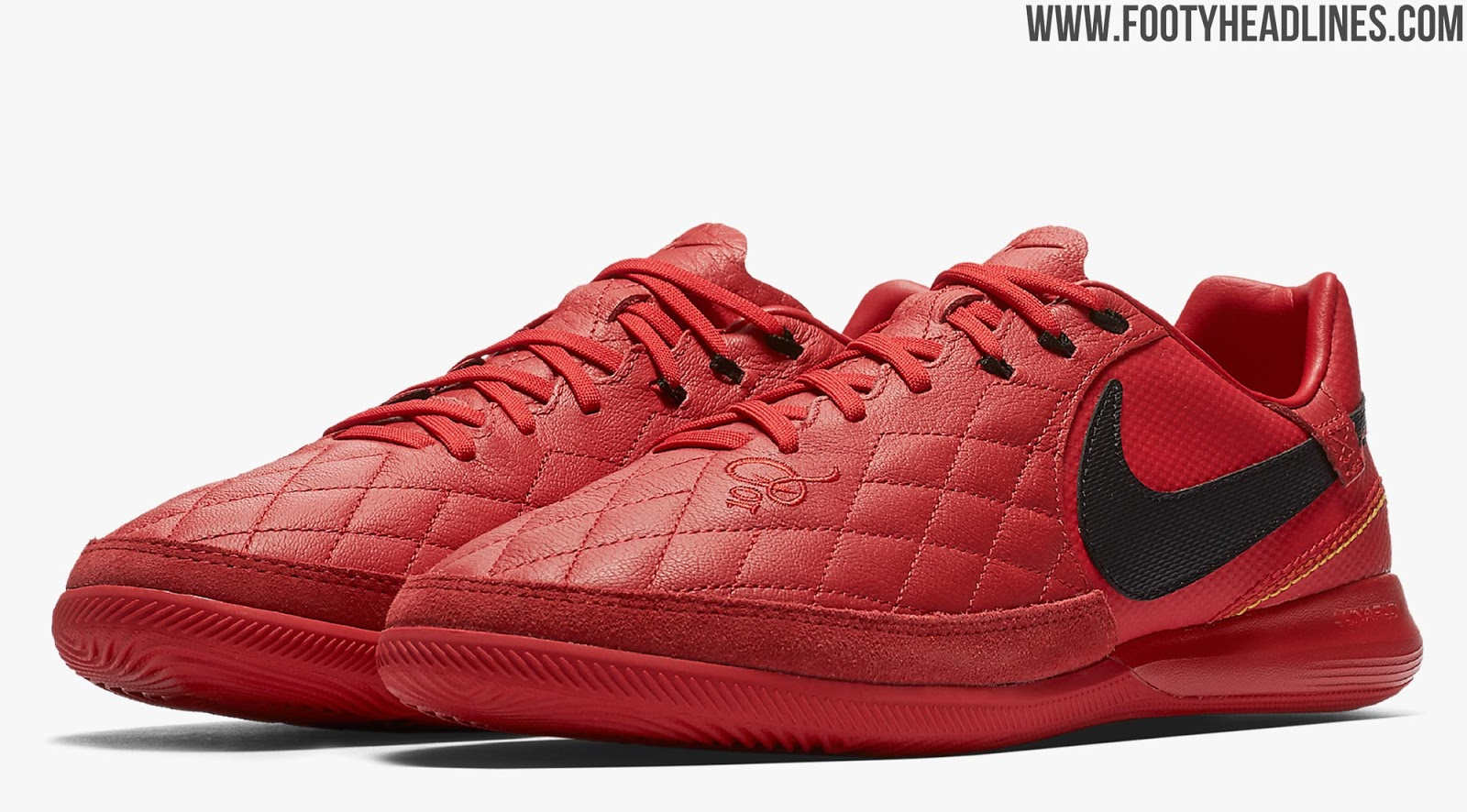 4346d562a13454 Red Nike TiempoX Ronaldinho  Milan  Boots Released