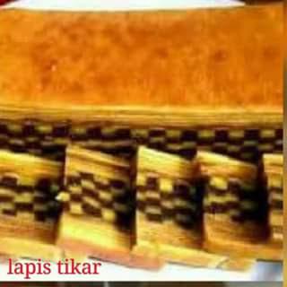 Resep Kue Lapis Bermotif Tikar