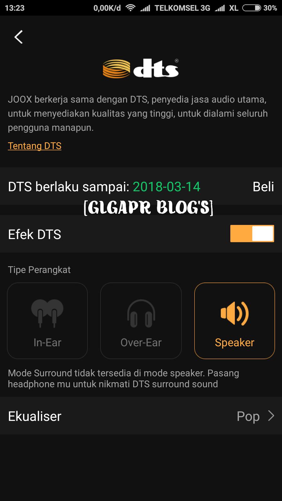 Free Download JOOX VIP BETA MOD APK Latest Version