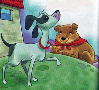 el perro y la campanilla fabula