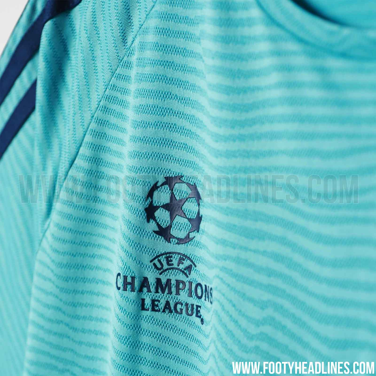 Chelsea 15-16 Champions League Training Kit Revealed - Sports kicks 925865ae2