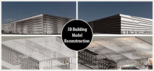 Point Cloud to 3D BIM Modeling