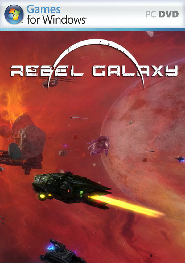 Rebel Galaxy Download Cover Free Game
