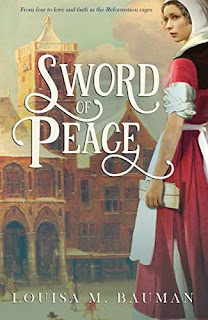 Sword of Peace - a fast-paced historical fiction by Louisa M Bauman