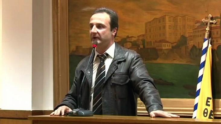 Ομιλία Ηλία Πετρόπουλου στο Πνευματικό Κέντρο της Μητρόπολης Αλεξανδρούπολης
