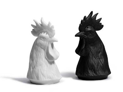 Cool Salt and Pepper Shakers (20) 11