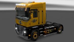 Renault Magnum SCS Software skin mod