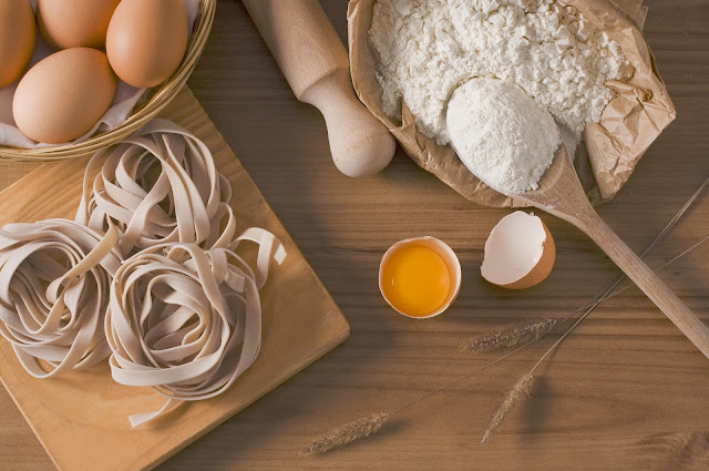 White flour causes inflammation