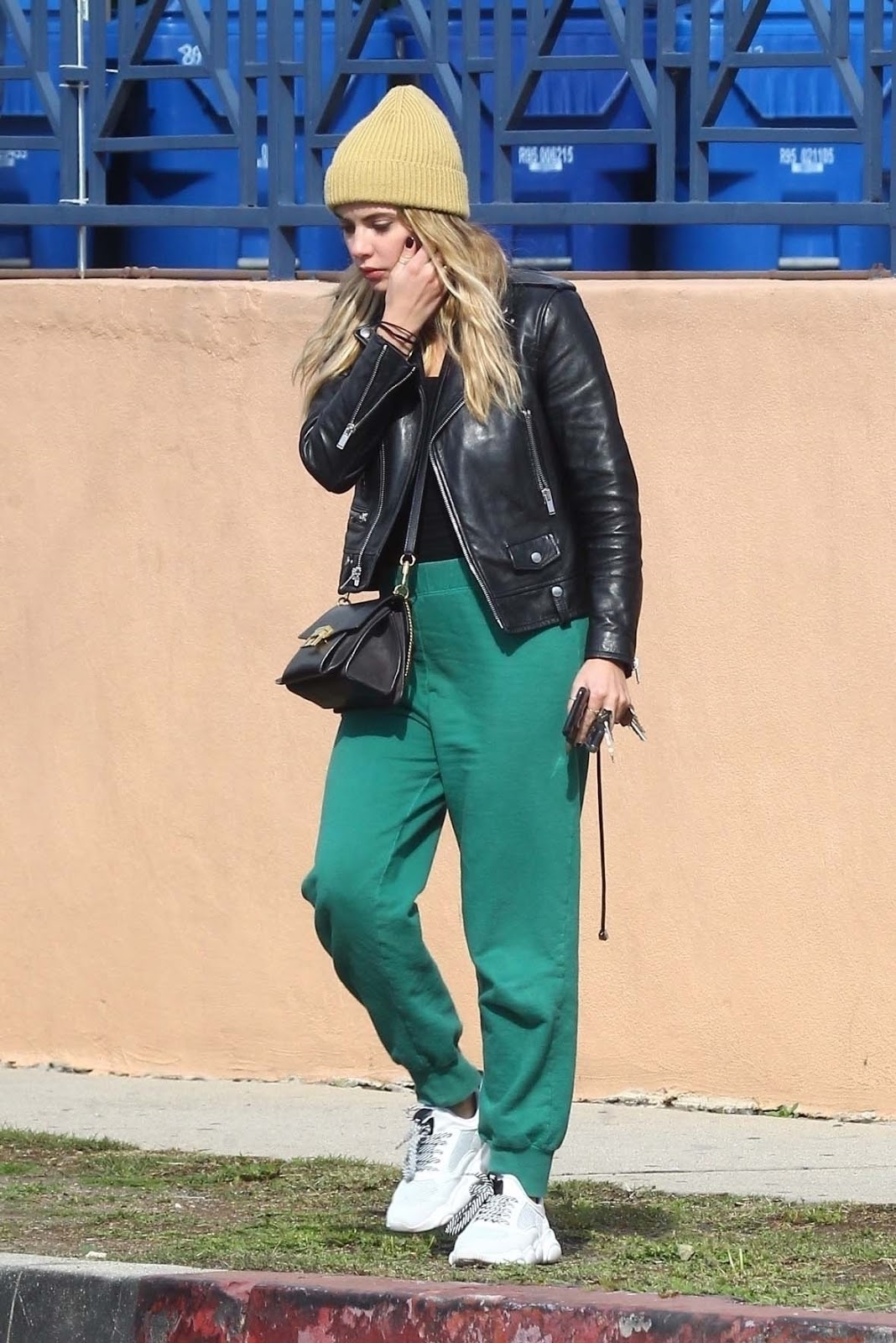 Ashley Benson - Out in West Hollywood - 02/11/2019