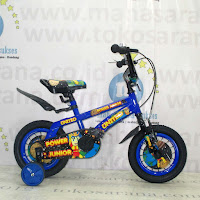Sepeda Anak United Power Junior 12 Inci