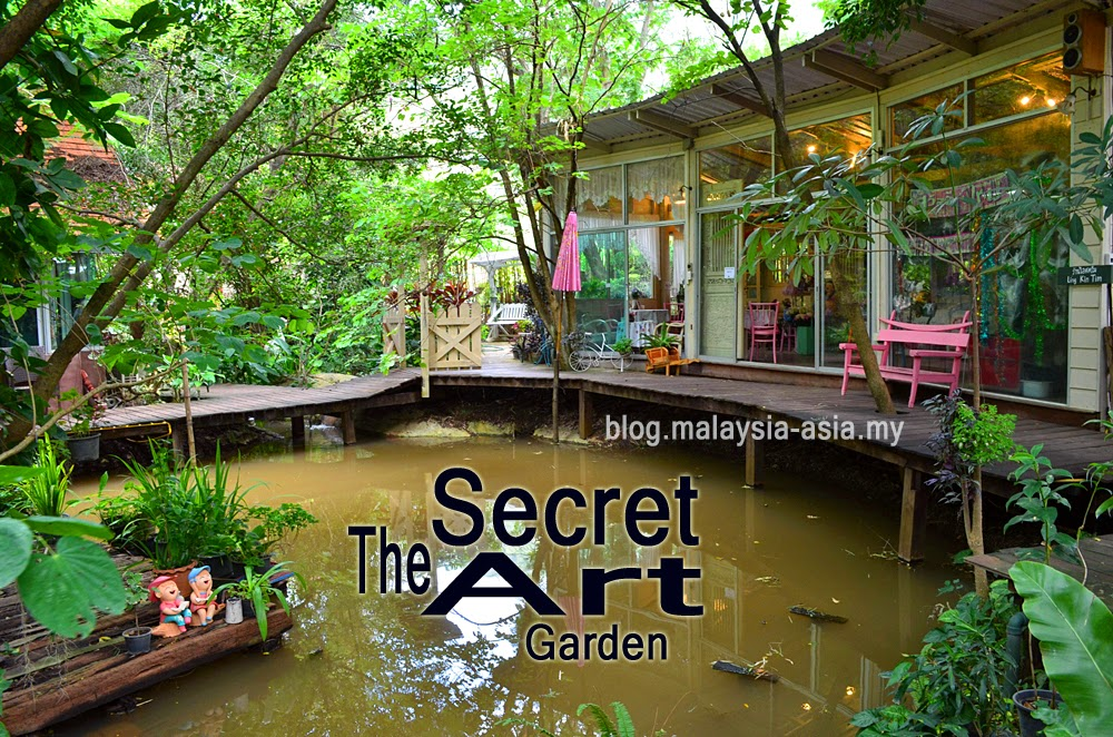 Secret Art Garden Thailand