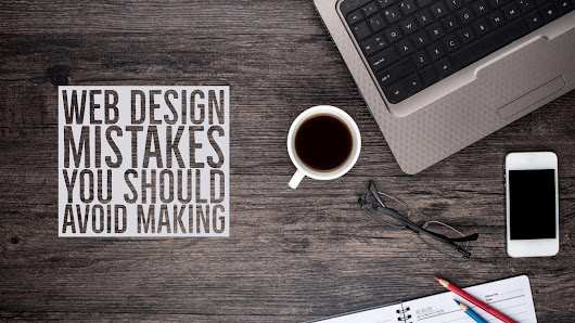 Web Design Mistakes You Should Avoid Making - SpiralClick Blog