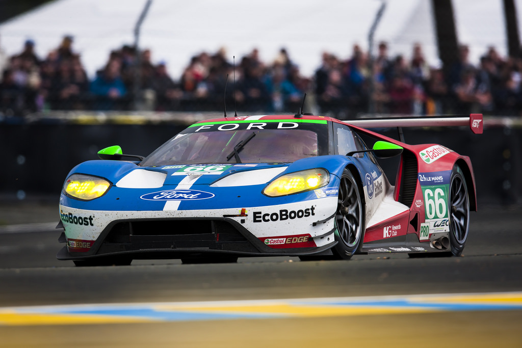 Ford Chip Ganassi Racing Ready For Fia Wec Race Of The Nurburgring