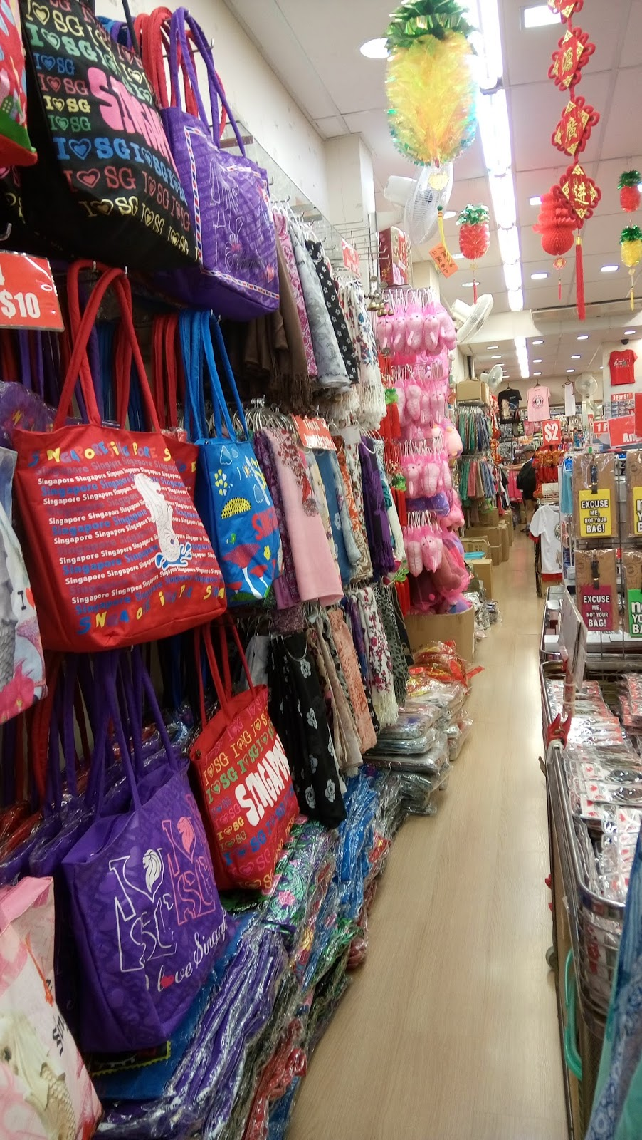 Chinatown Singapore Best Place To Buy Souvenirs Hi5