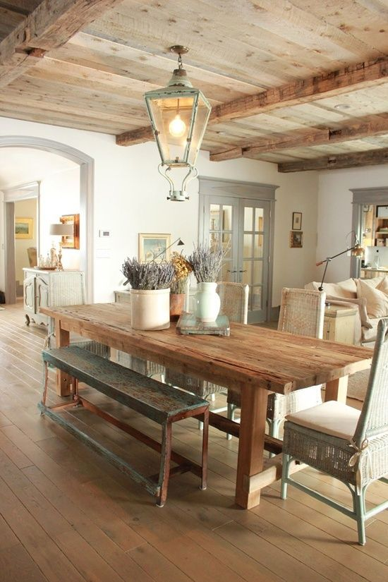 42 Inspiring Farmhouse Dining Room Decor Ideas