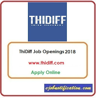 ThiDiff Hiring Freshers Rails Developer Jobs in Bangalore Apply Online 2018