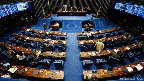 Parlamento de Brasil aprueba enmienda que congela inversión social por 20 años