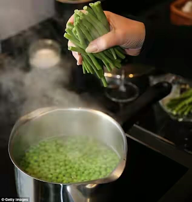 Health: Nutritionist Says Boiling Vegetables Leads to Massive Nutrient Loss