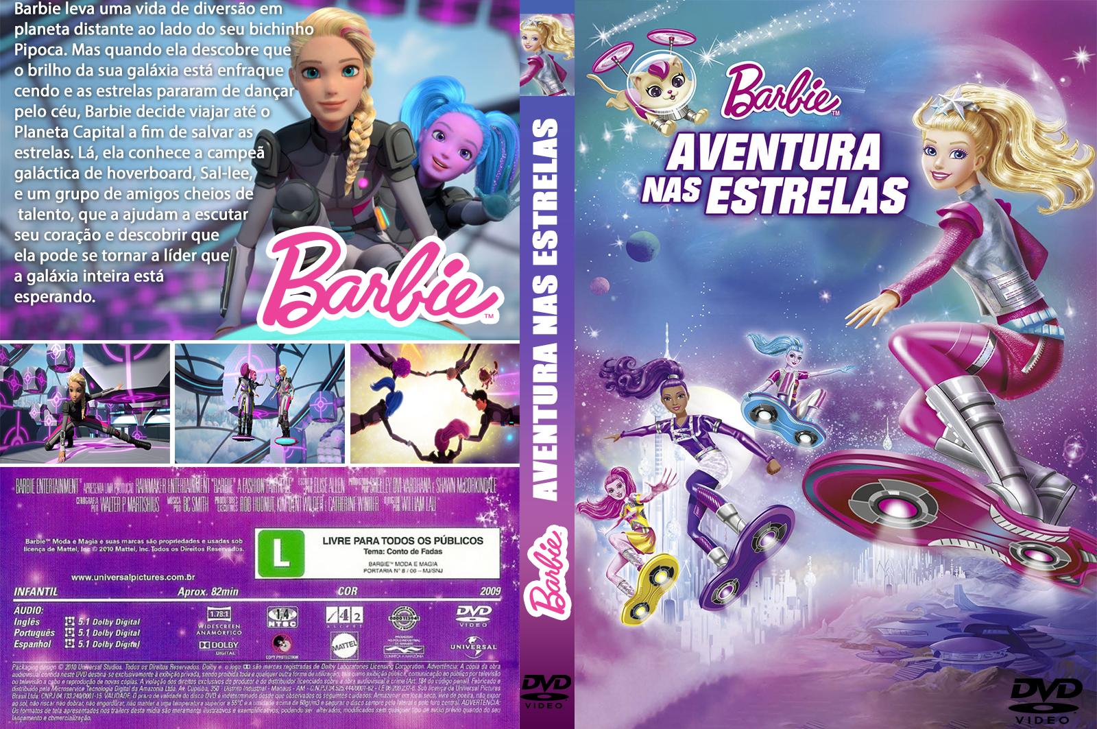 Barbie Aventura nas Estrelas DVDRip Dublado Barbie Aventura nas Estrelas DVDRip Dublado BARBIE 2BAVENTURA 2BNAS 2BESTRELAS