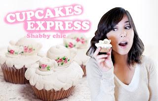 como decorar cupcakes con fondant
