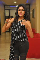 Akshida in Black Tank Top at Kalamandir Foundation 7th anniversary Celebrations ~  Actress Galleries 027.JPG