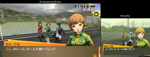 PS Vita Studio: Reviews, Trophies and News: Persona 4 Golden