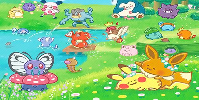 The Popular Pokemon Yurutto Series Returns!