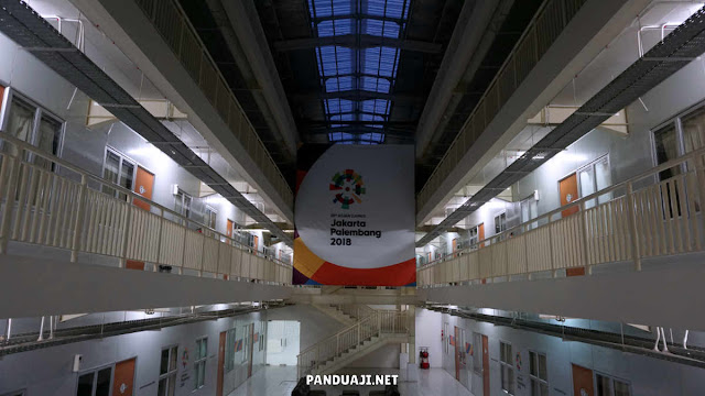 Hall Wisma Atlet Jakabaring Sport City