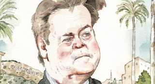 How Hollywood Remembers Steve Bannon