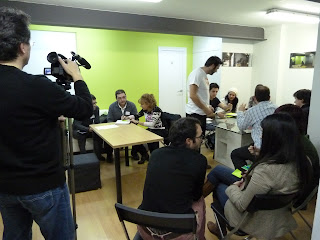 WorkShop Coworking Spain en Gracia Work Center