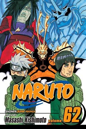 Naruto Tomo 62