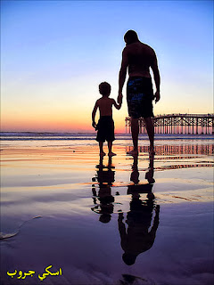 كن أب سوبر في عيون ابنائك‎‏ Tips to make you super father in the eyes of your children