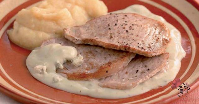 Lomo de Cerdo al Roquefort