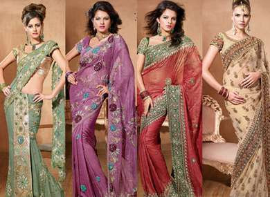 How to Choose the Right Saree for Your Body Type?